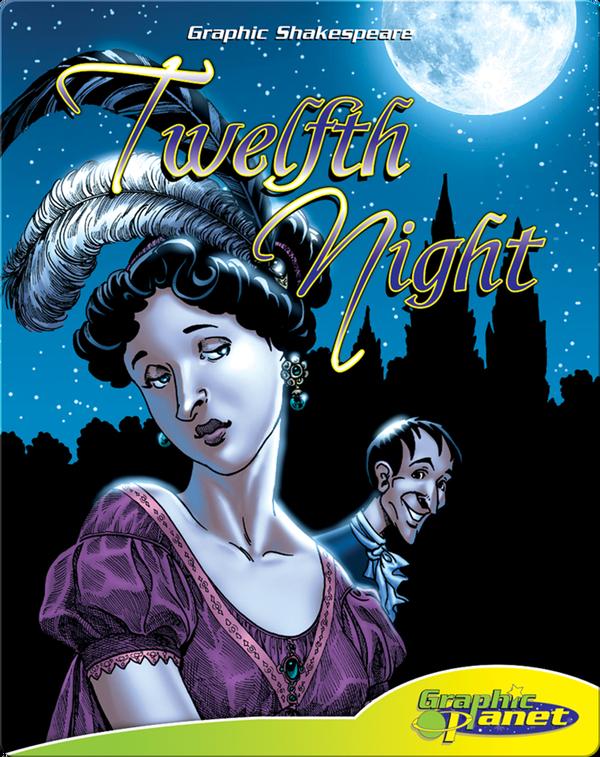 Graphic Shakespeare: Twelfth Night