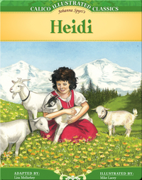 Calico Illustrated Classics: Heidi