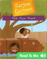 Carlos & Carmen: The Fun Fort