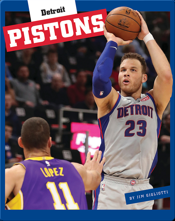 Insider's Guide to Pro Basketball: Detroit Pistons