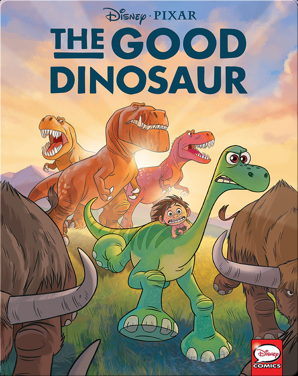 Disney and Pixar Movies: Good Dinosaur