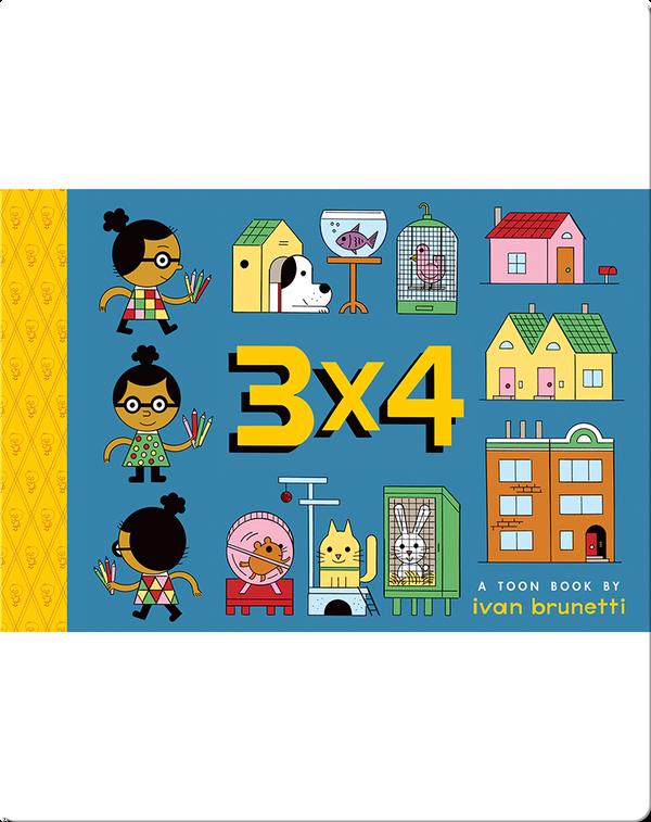3x4 (TOON Level 1)