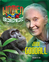 Women of Science: Jane Goodall