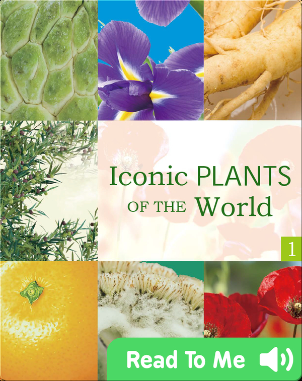 Iconic Plants of the World 1