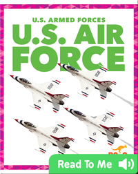 U.S. Armed Forces: U.S. Air Force