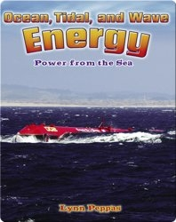 Ocean, Tidal, and Wave Energy: Power from the Sea