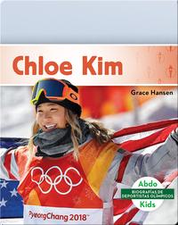 Biografías de deportistas olímpicos: Chloe Kim
