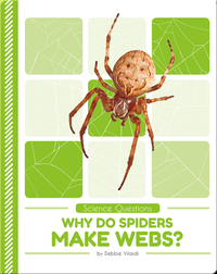 Science Questions: Why Do Spiders Make Webs?