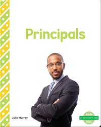 My Community: Principals
