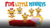 Super Simple Songs: Five Little Monkeys