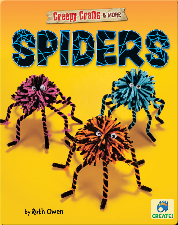 Creepy Crafts & More: Spiders