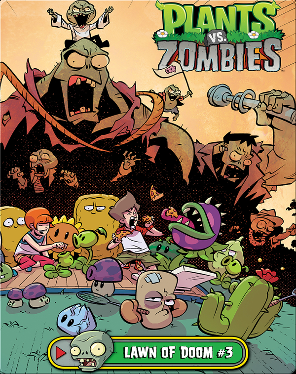 Plants vs. Zombies: Lawn of Doom 3