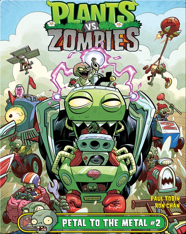 Plants vs. Zombies: Petal to the Metal 2
