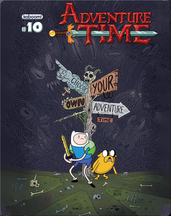 Adventure Time No.10: Choose Your Own Adventure Time