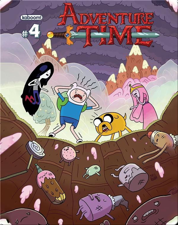 Adventure Time No.4