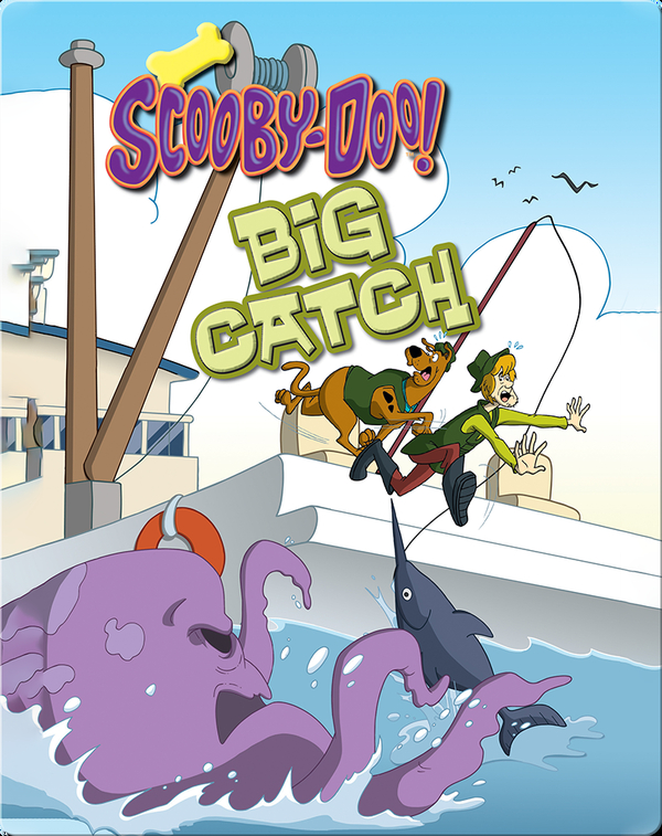 Scooby-Doo and the Big Catch