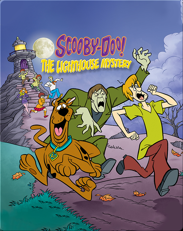 Scooby-Doo in the Lighthouse Mystery