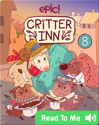 Critter Inn Book 8: Scurry Family Sleepover