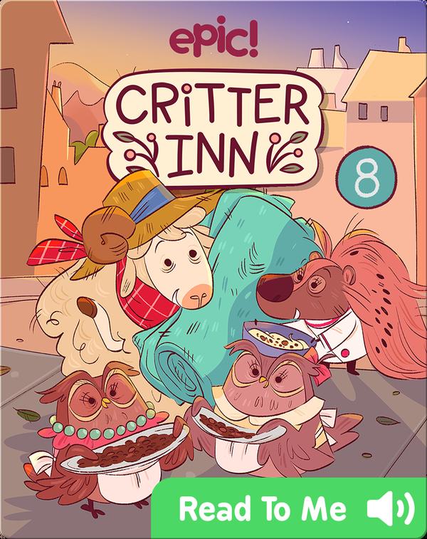 Critter Inn Book 8: Scurry Family Sleepover