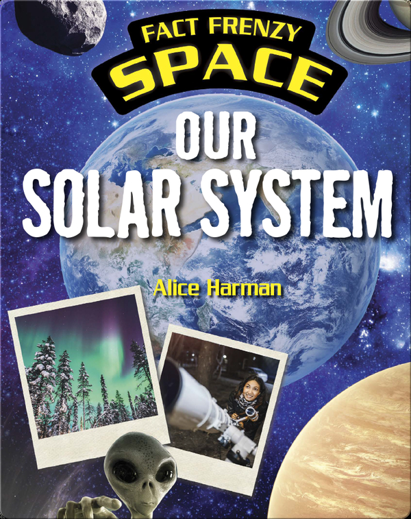 Fact Frenzy: Our Solar System
