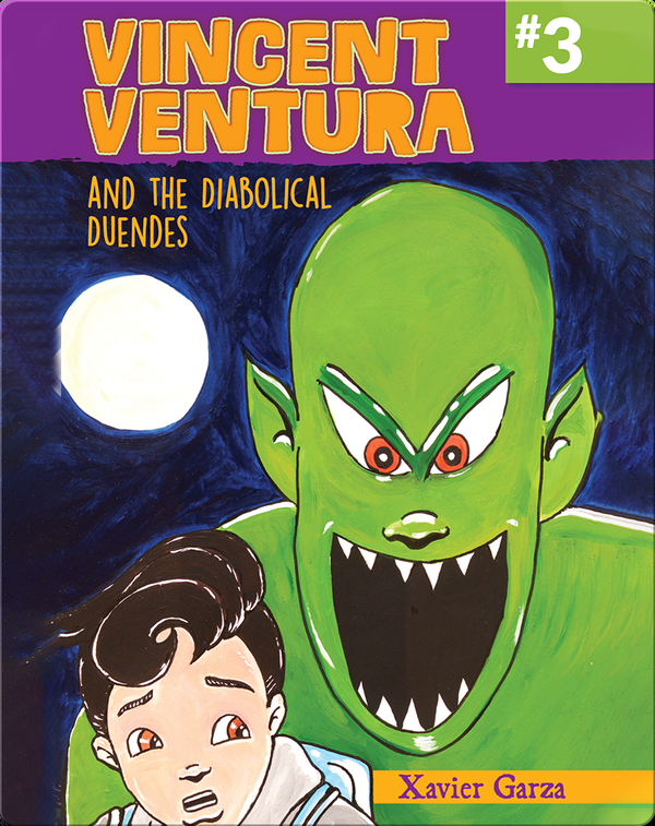 Vincent Ventura and the Diabolical Duendes