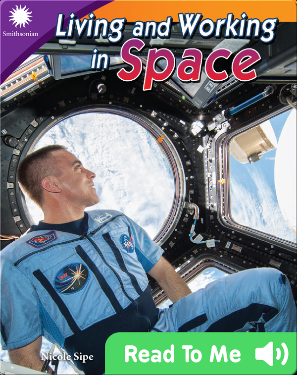 Smithsonian Readers: Living and Working in Space