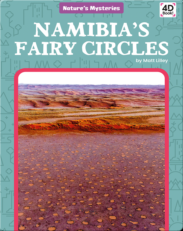 Nature's Mysteries: Namibia's Fairy Circles