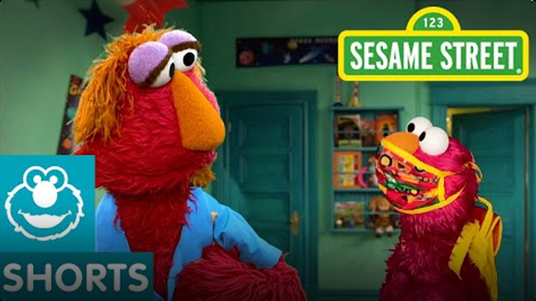 Back to School with Elmo PSA