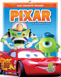 Our Favorite Brands: Pixar