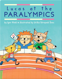 Lucas at the Paralympics