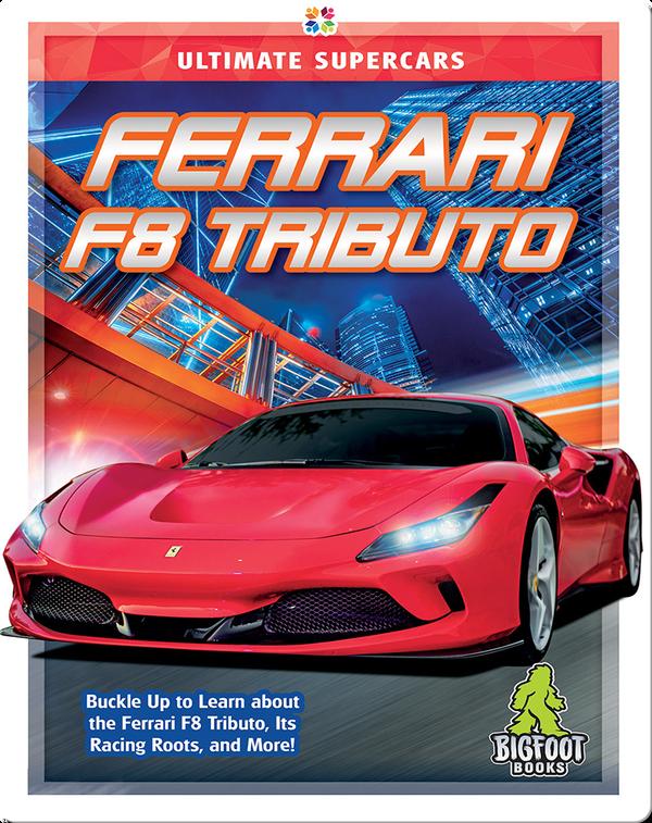 Ultimate Supercars: Ferrari F8 Tributo