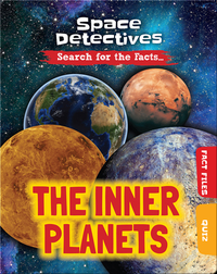 Space Detectives: The Inner Planets