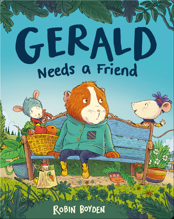Gerald Needs a Friend