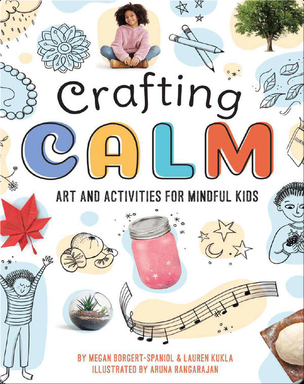 Crafting Calm: Art and Activities for Mindful Kids