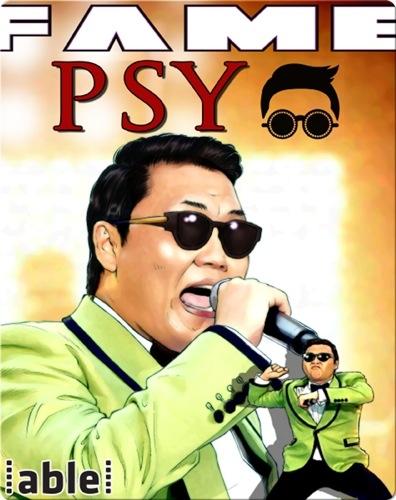 Fame : PSY