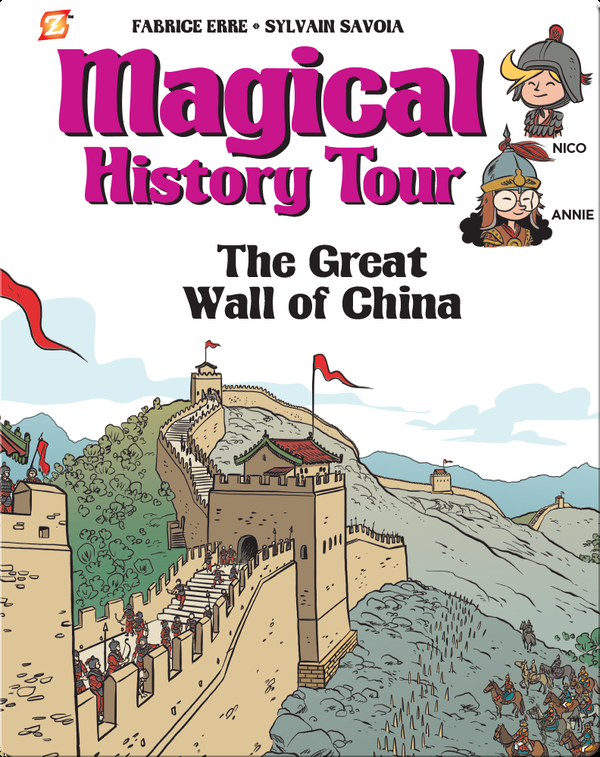 Magical History Tour 2: The Great Wall of China