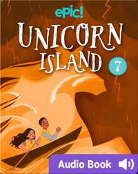 Unicorn Island Book 7: Secret Beneath the Sand