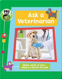 PBS KIDS: Ask a Veterinarian