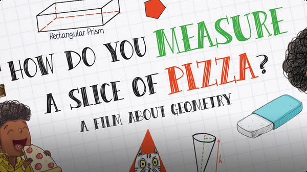 How Do You Measure a Slice of PIzza?