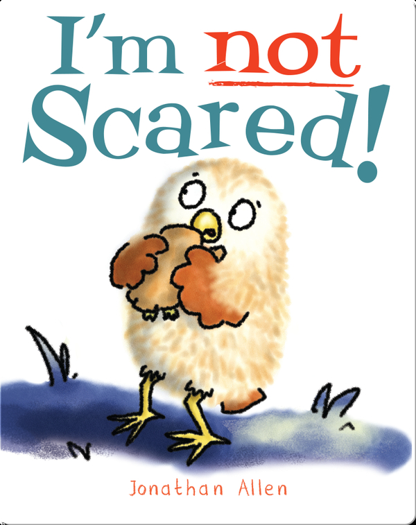 Baby Owl: I'm Not Scared