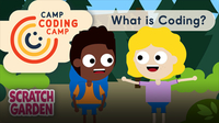 Camp Coding Camp: What is Coding