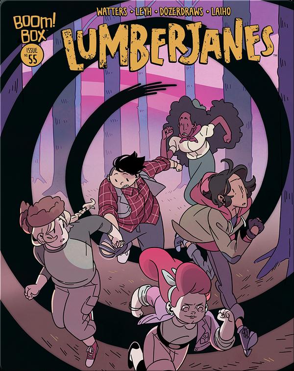 Lumberjanes No. 55