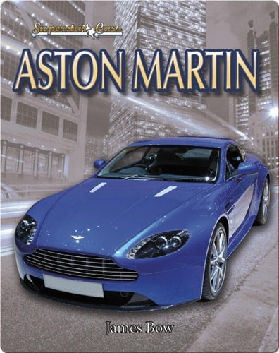 Superstar Cars: Aston Martin