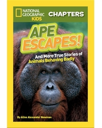 National Geographic Kids Chapters: Ape Escapes