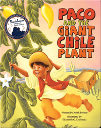 Paco and the Giant Chile Plant