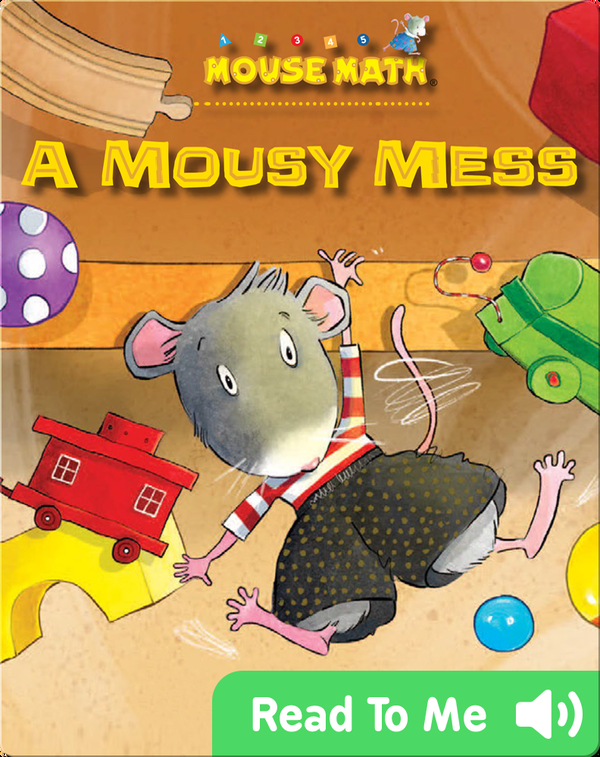 A Mousy Mess (Mouse Math)