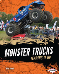 Monster Trucks: Tearing it Up