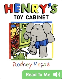 Henry's Toy Cabinet