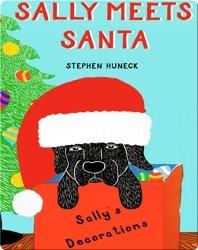 Sally Meets Santa