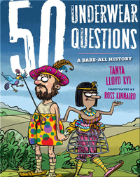 50 Underwear Questions : A Bare-All History